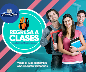Banner Regresa a clases con Remacdent