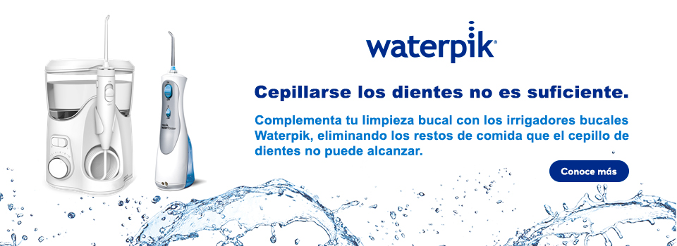Banner waterpik-mexico
