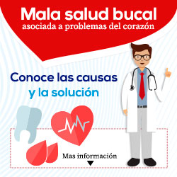 Mala salud bucal y Caries