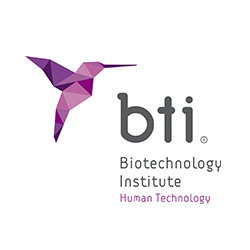 Logo Biotechnology Institute México (BTI)