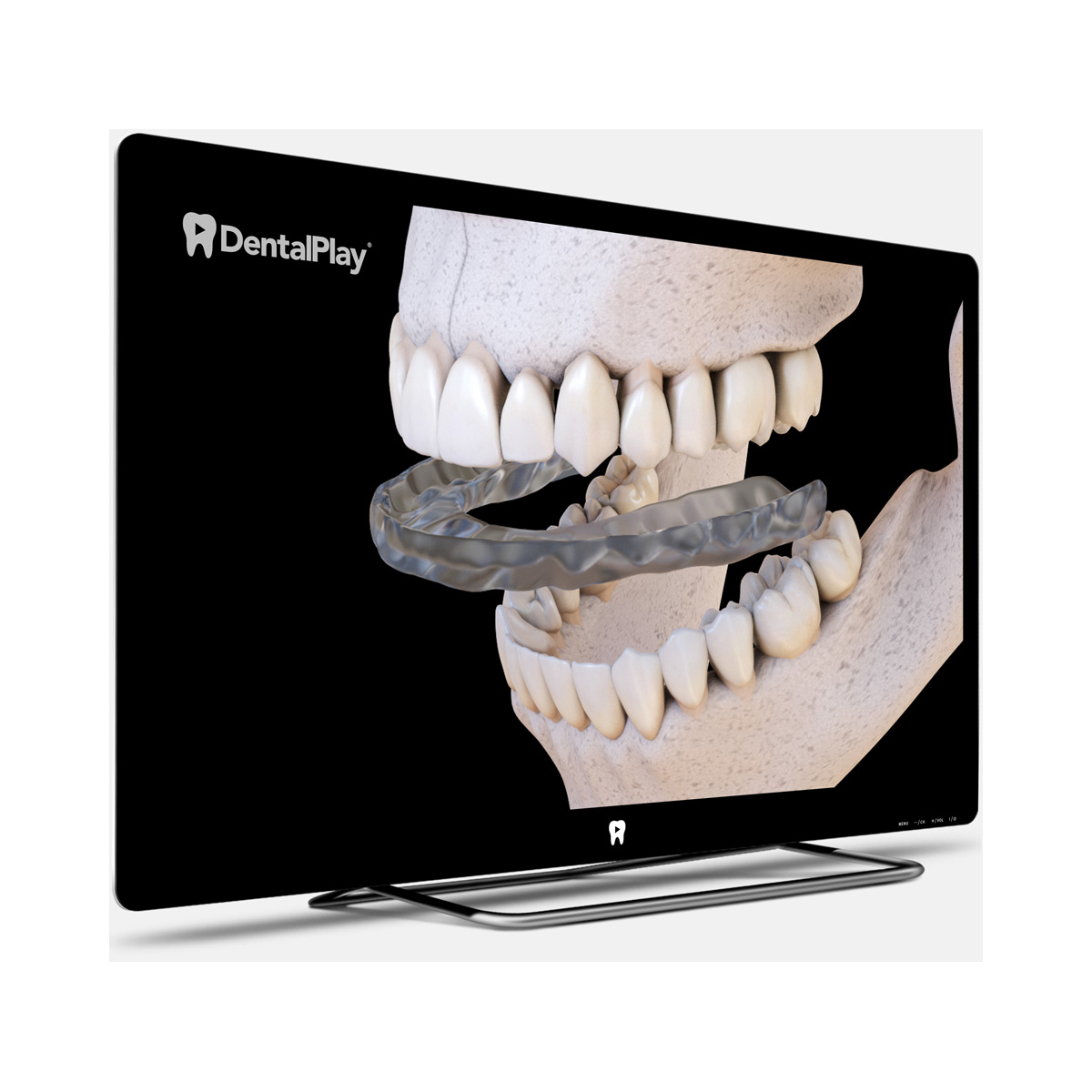 Videos dentales 3D para su consultorio - Solo Streaming Web