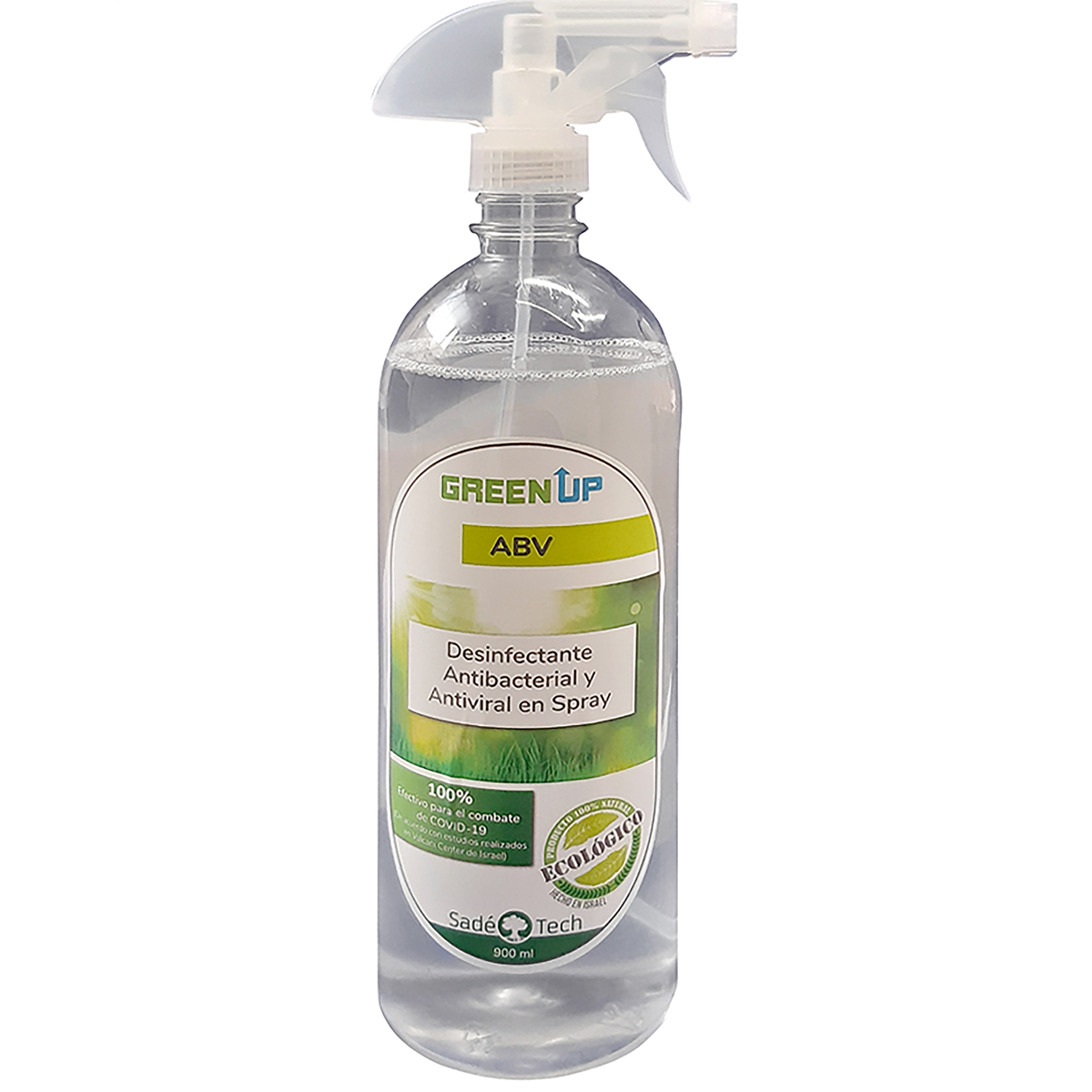 Desinfectante Anti Bacterial paq 4 pzas de 900ml Precio U.T. $180.00 M.N. + IVA
