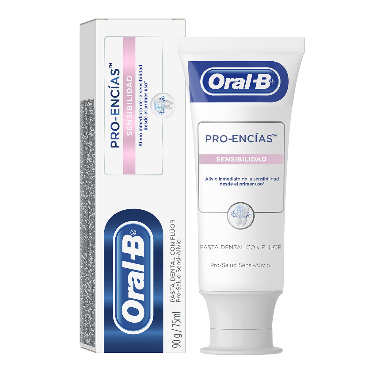 ORALB PRO-HEALTH SENSI 75ML/90gx24IT