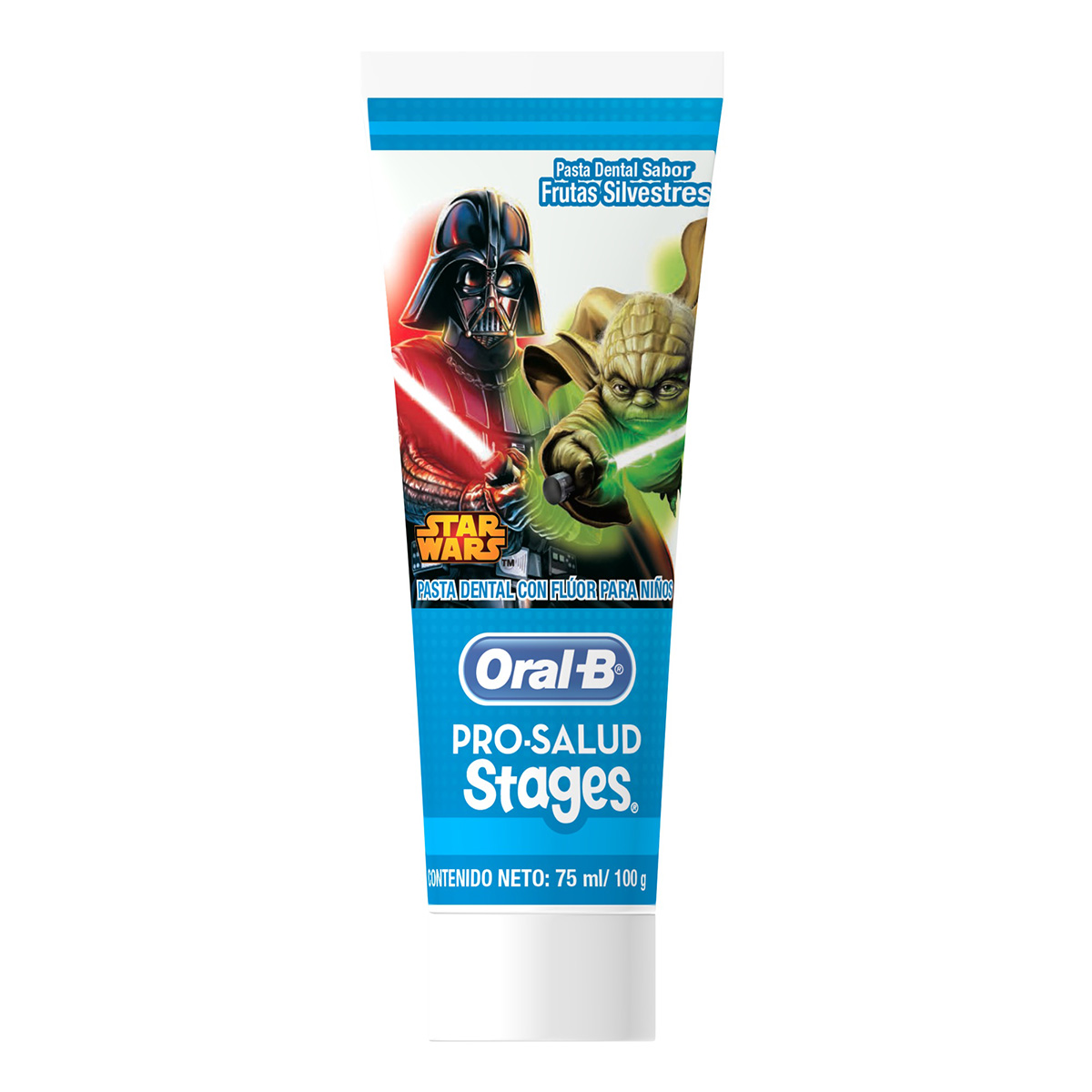 PASTA DISNEY PRO-SALUD (STAGES) STAR WARS ORAL-B