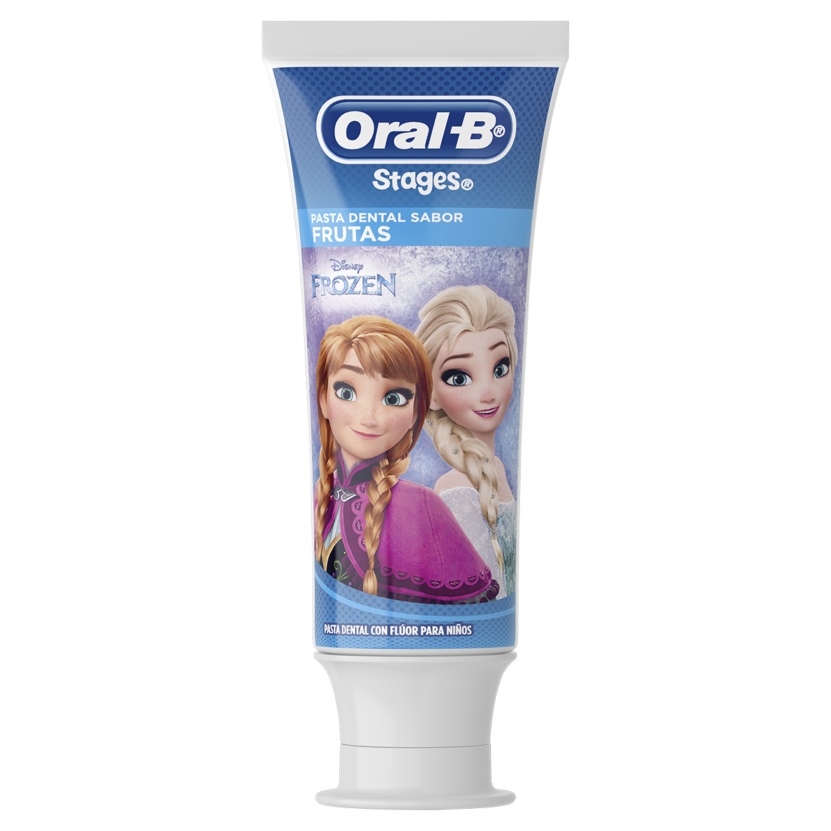 PASTA PRO-SALUD FROZEN 75 ML (STAGES) ORAL-B