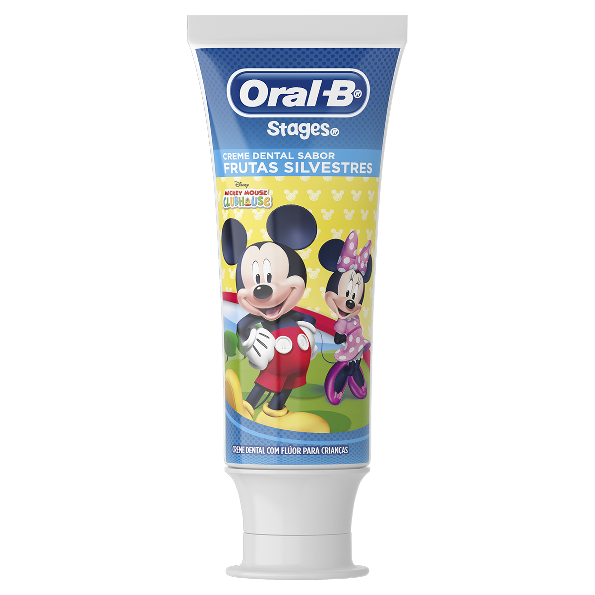 PASTA DISNEY PRO-SALUD (STAGES) ORAL-B